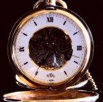 designerski zegar